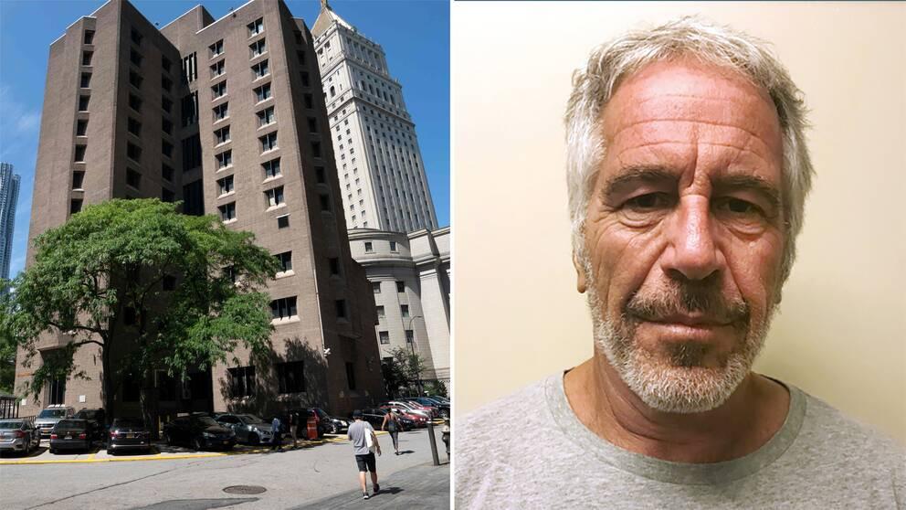 Häktet i New York och Jeffrey Epstein