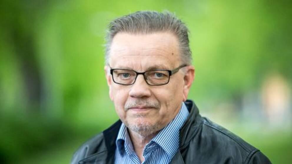 Porträtt av Bo Wennström, professor i rättsvetenskap