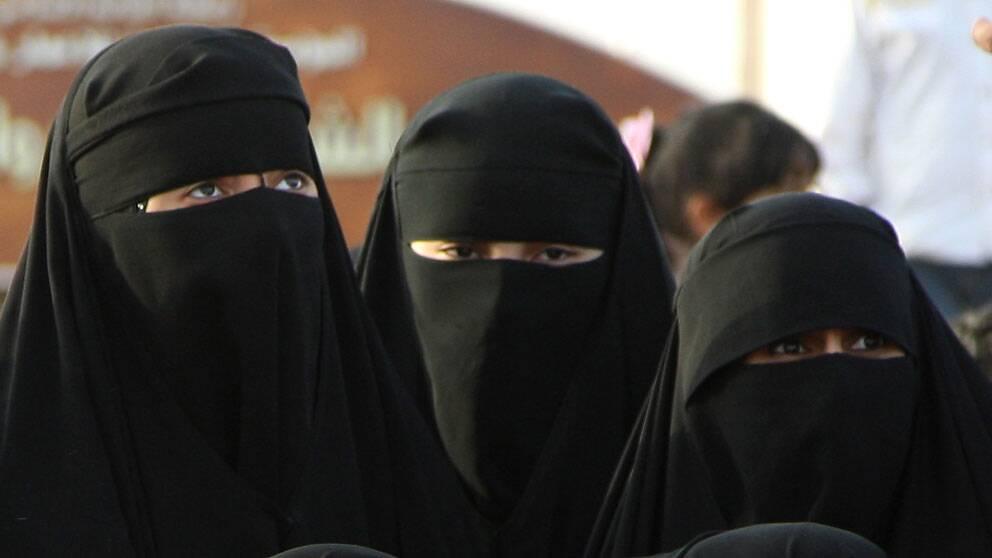 Saudiska kvinnor