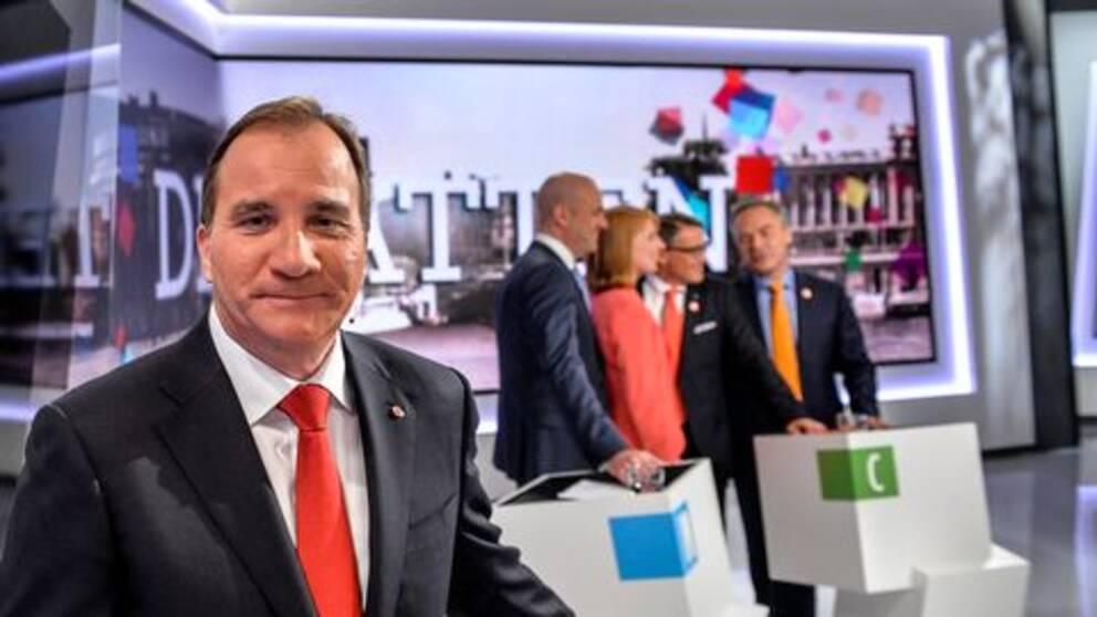 Bredare politiskt samarbete behovs for jobb och valfard