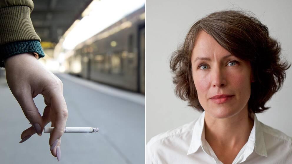Louise Adermark, docent i neurobiologi.