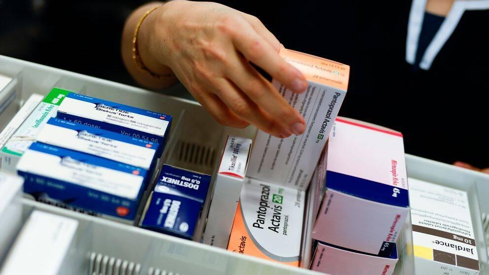 Cirka 1000 olika läkemedel har någon gång varit restnoterade under året.