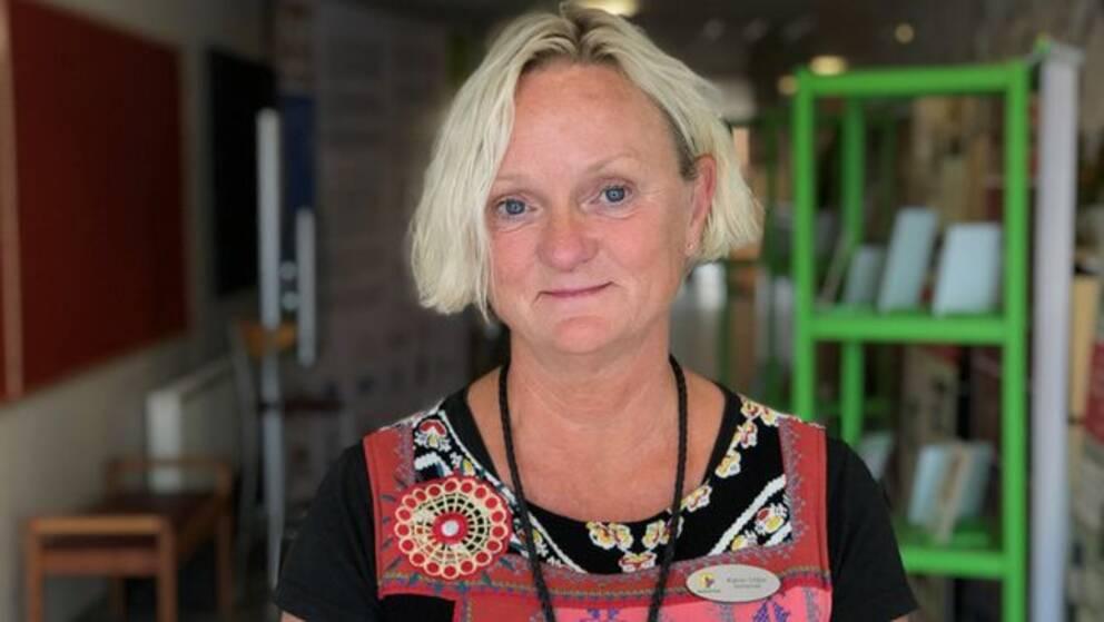 Karin Utbo, socialchef i Mariestad