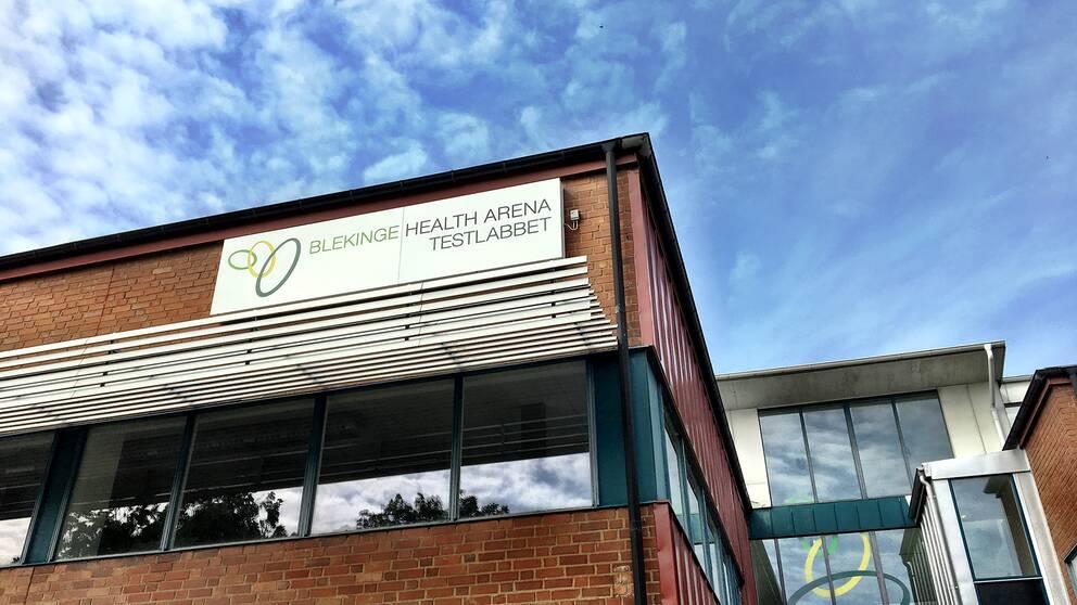 blekinge health arena, bha