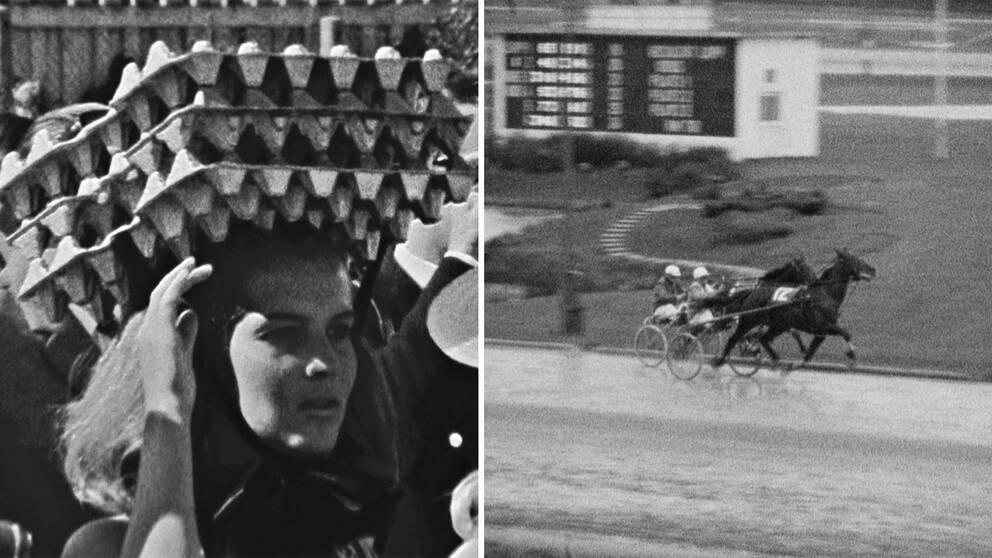 Derby, trav och allehanda hästrelaterade festligheter har tagit plats på Jägersro genom åren.