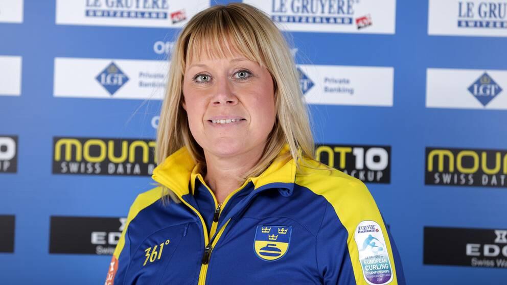 Maria Prytz blir ny förbundskapten för curlinglandslagen.