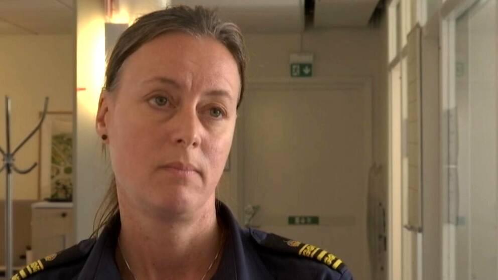 Kvinna dd efter skottlossning i Vllingby polisen utreder