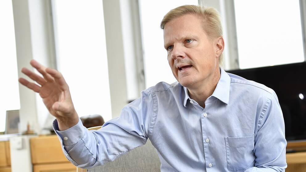 Jens Henriksson tar över som vd för Swedbank