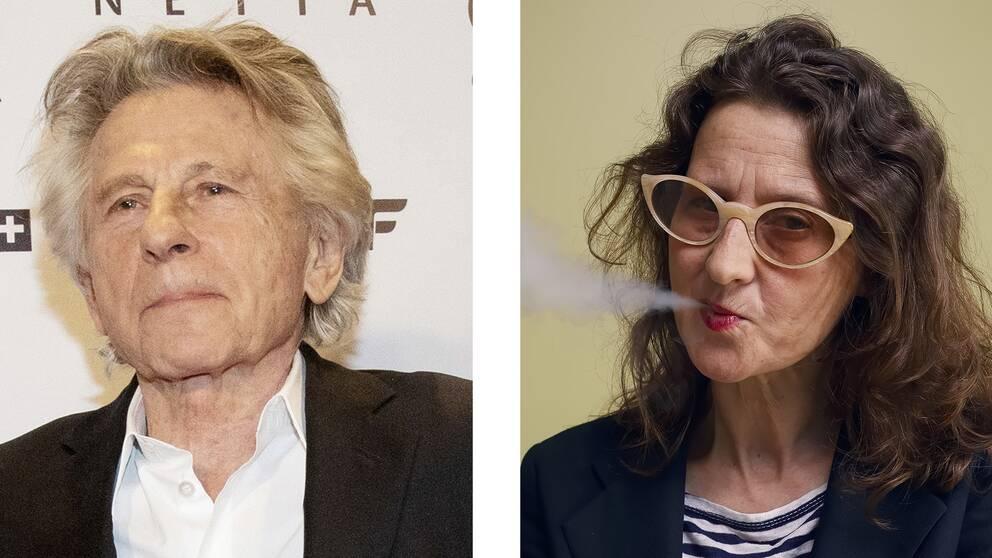 Roman Polanski och Lucrecia Martel.