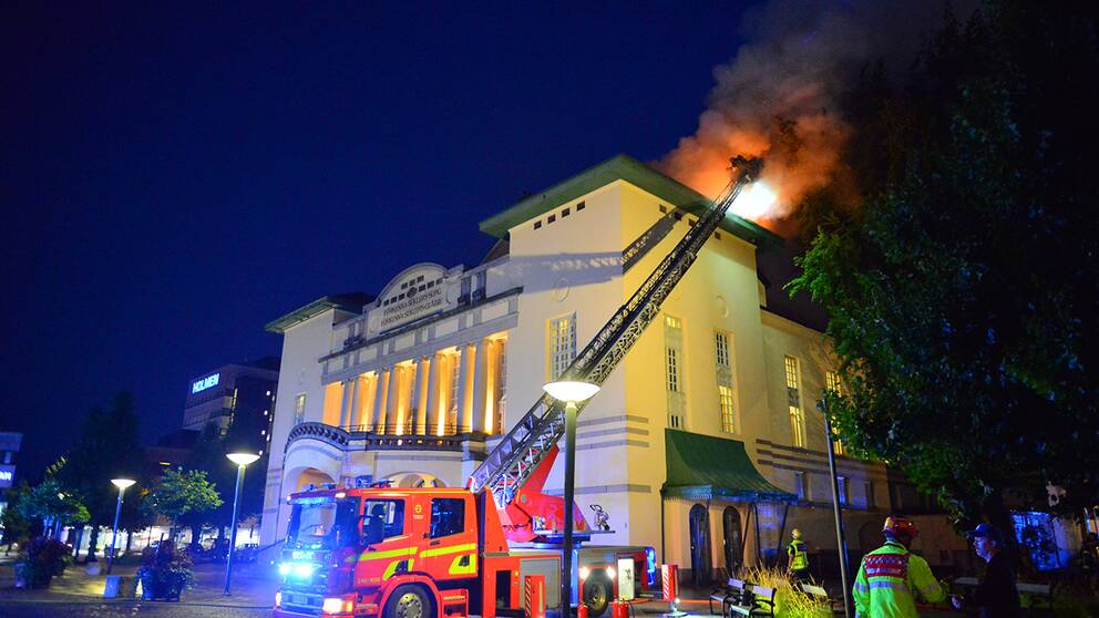 östgötateatern brand