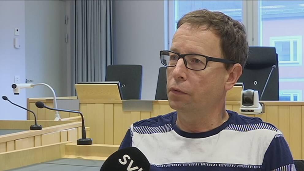 Lars Holmgård chef för Värmlands tingsrätt