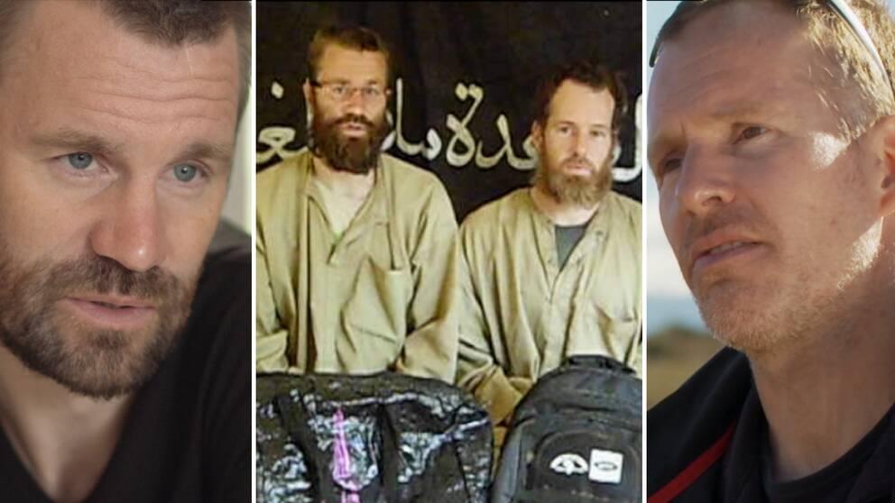 Dokumentär: Fånge hos al-Qaida