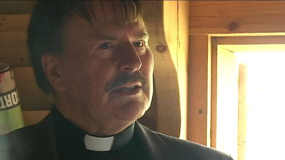 Bild på prästen Leif Westberg