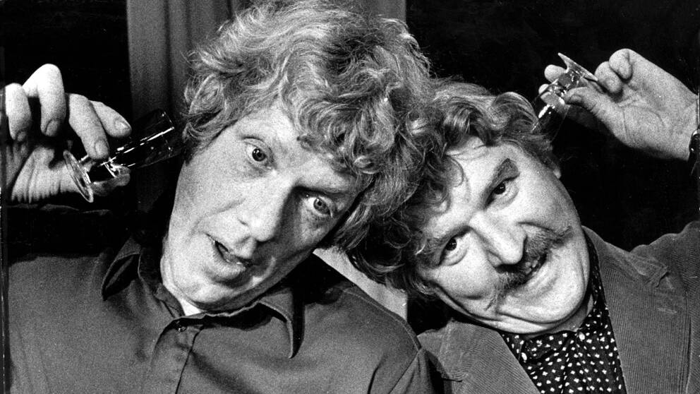 Hasse o Tage i Glaset i örat från 1973