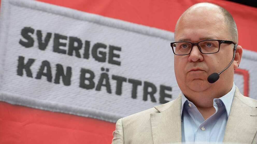 LO-basen Karl-Petter Thorwaldsson