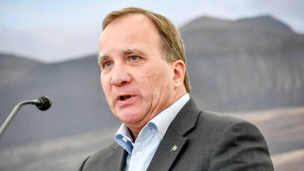 Statsminister Stefan Löfven (S) kommer meddela vem som blir Sveriges nya utrikesminister på tisdag.