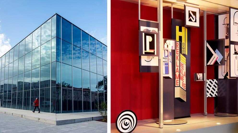 Nytt Bauhausmuseum invigt i tyska Dessau