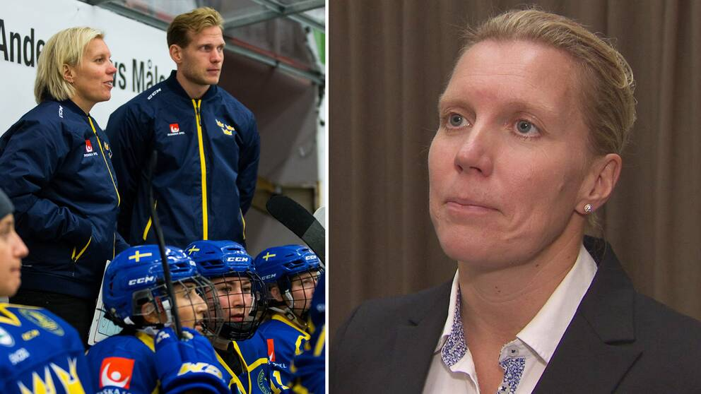 Ylva Martinsen, förbundskapten, hoppas kunna ta ut ett lag till hemmaturneringen i november.