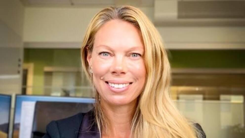 Anna Borgström är VD för ett Göteborgsbaserat företag som utvecklar programvara som kan upptäcka filmer och bilder där barn blir utsatta för med sexuella övergrepp.