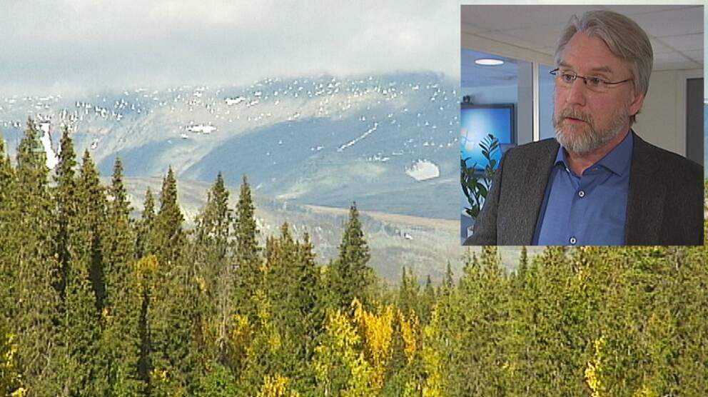 Jokkmokks kommunalråd Robert Bernhardsson (S) vill göra mer kommunal mark tillgänglig för besökare.