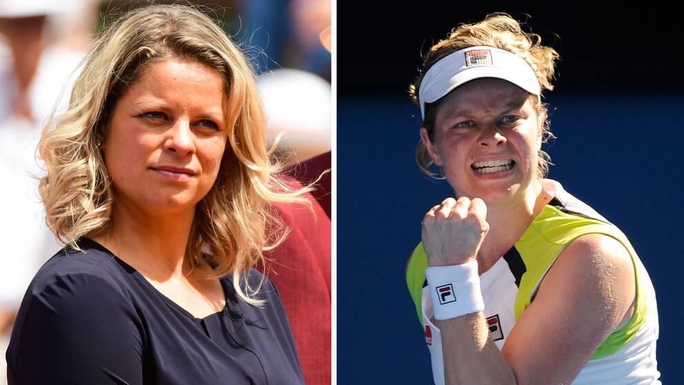 Kim Clijsters, som avslutade karriären 2012, siktar på comeback.