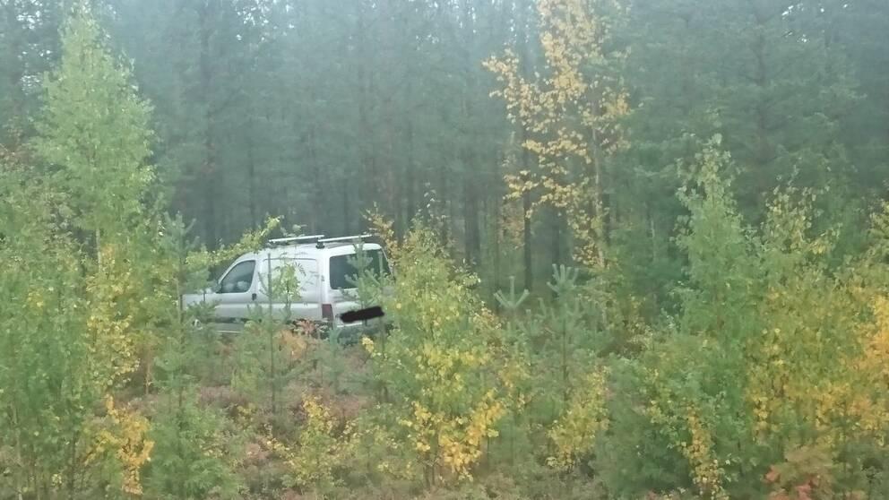 Trafikolycka i Lansjärv
