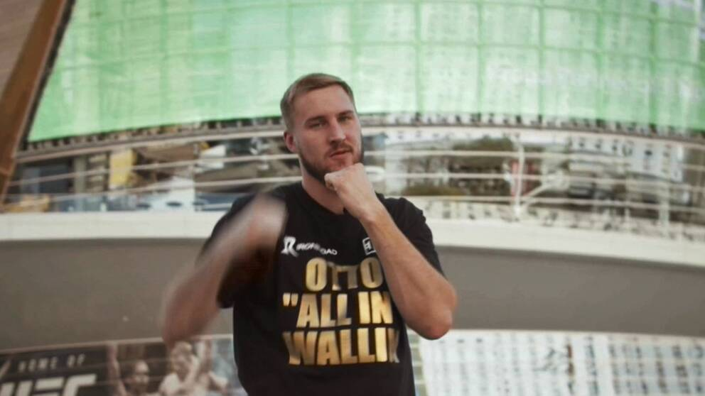 Otto Wallin går sitt livs match mot Tyson Fury i helgen.