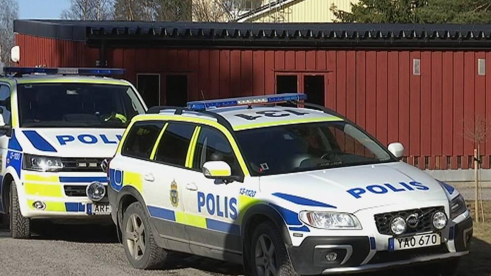 Polisbilar.