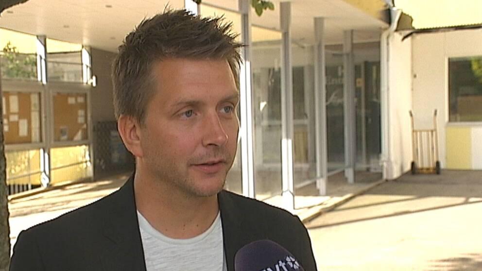 Marino Wallsten (S) blir kommunalråd och ordförande i Fagersta.