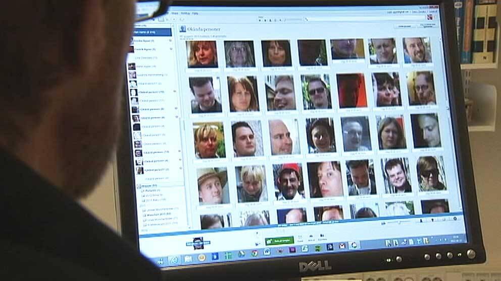 """Tekniken för att känna igen ansikten och automatiskt sortera dem, """"tagga"""", ifrågasätts."""