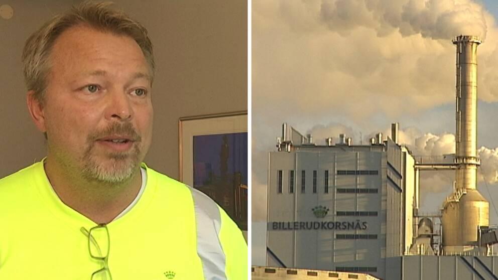 Peter Lindgren. Billerud-korsnäs