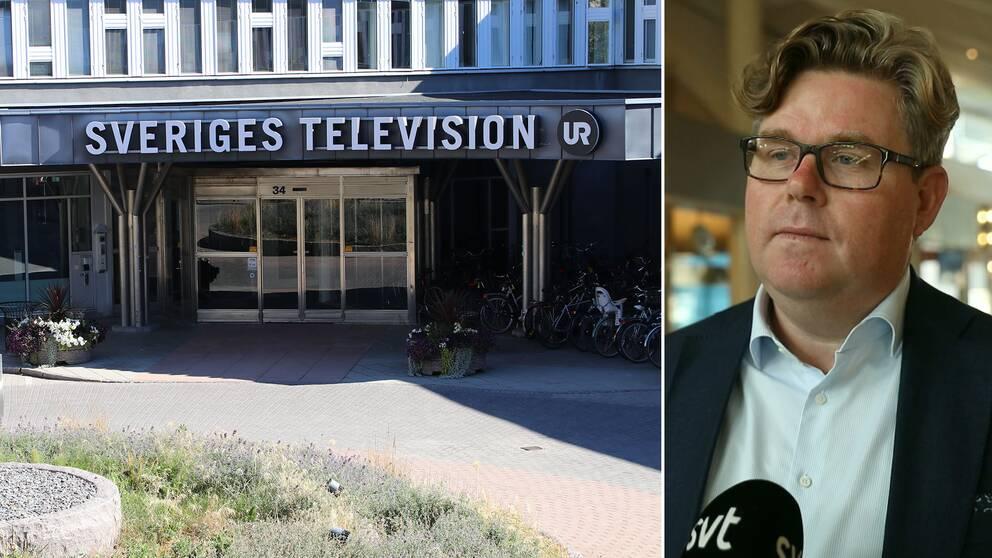 Göunnar Strömmer, Moderaternas partisekreterare