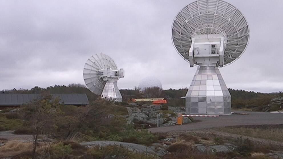 Onsala rymdobservatorium grundades år 1949.
