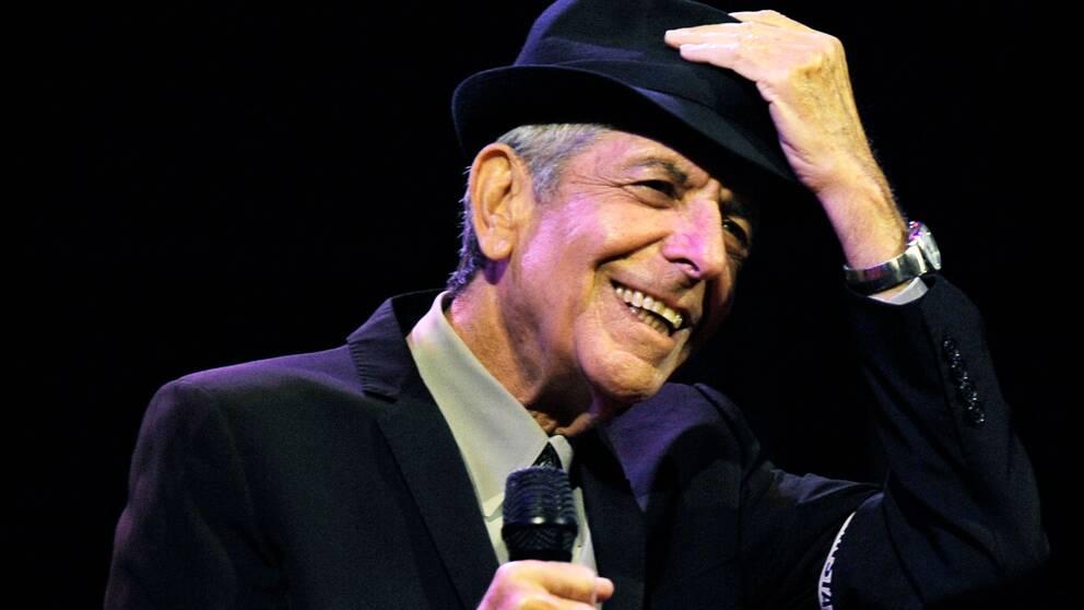 Musiklegendaren Leonard Cohen avled i november 2016, kort efter att ha släppt det hyllade albumet You want it darker.