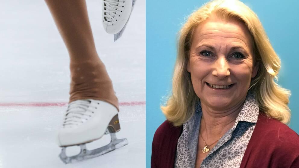 SVT Sports mångårige expert Lotta Falkenbäck hoppas att uppgifterna om vikthets inom konståkningen kan leda till något gott.
