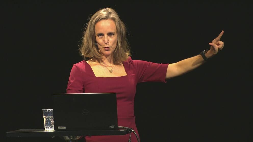 Maria Ahlsén berättar vad man ska tänka på för att leva ett hälsosamt liv och vad som är vetenskapligt dokumenterat.