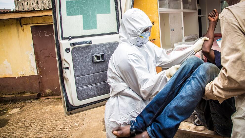Afrika far pengar for att bekampa viruset