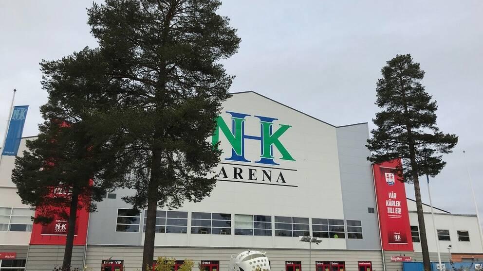 Timrås IKs klubbledning är sparsam med kommentarer.