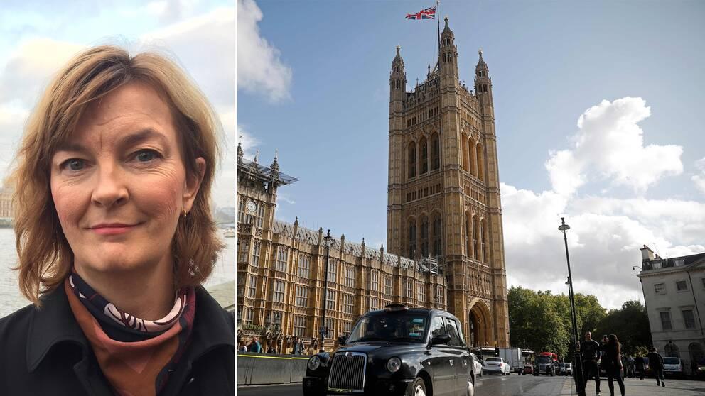 SVT:s utrikesreporter Anna-Maja Persson som förklarar vad Högsta domstolens beslut att brittiska parlamentet inte ska hållas stängt som premiärminister Boris Johnson ville och om vad detta innebär för brexit.