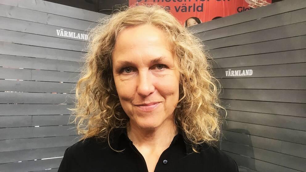 Marit Kapla är en av årets två litteraturstipendiater