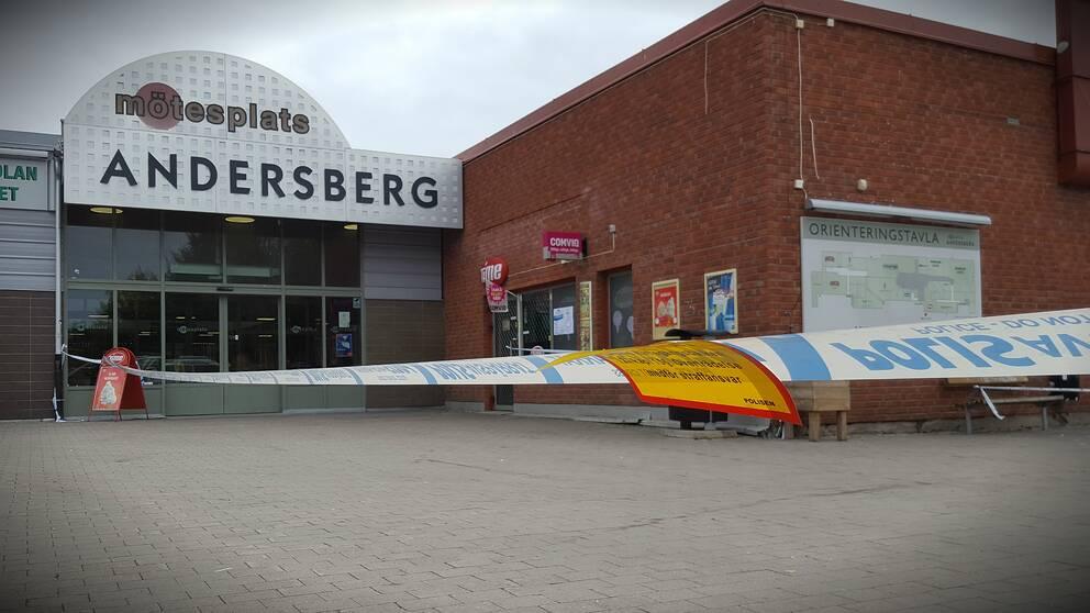 Andersbergs centrum