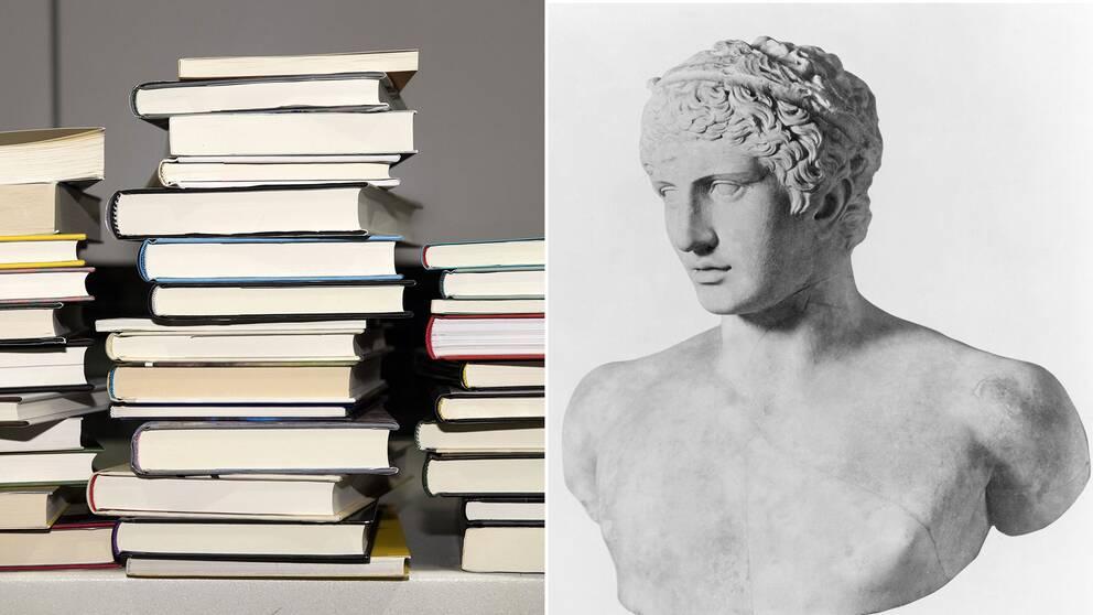 I den nya kursplanen som tagits fram för grundskolan föreslår Skolverket att antikens historia tas bort från undervisningen.
