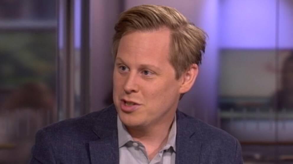 USA-kännaren Andreas Utterström