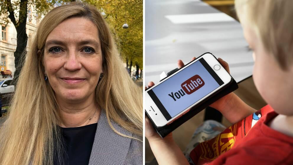 Familjer som visar upp sitt vardagsliv på Youtube lockar tusentals personer att titta. Hör Magdalena Petersson Mc Intyre, som är konsumtionsforskare på Göteborgs universitet, förklara varför klippen med familjer är så populära.