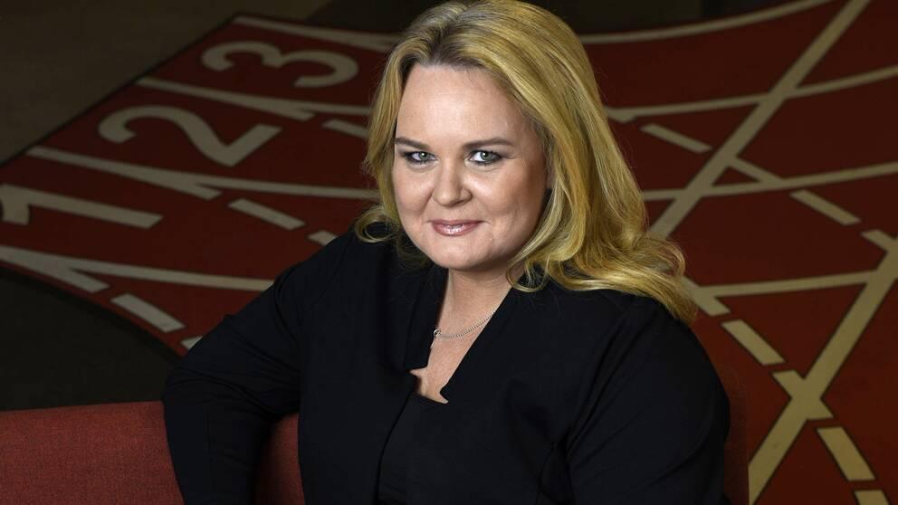 Åsa Edlund Jönsson prisas för sitt arbete för en jämställd sportbevakning.