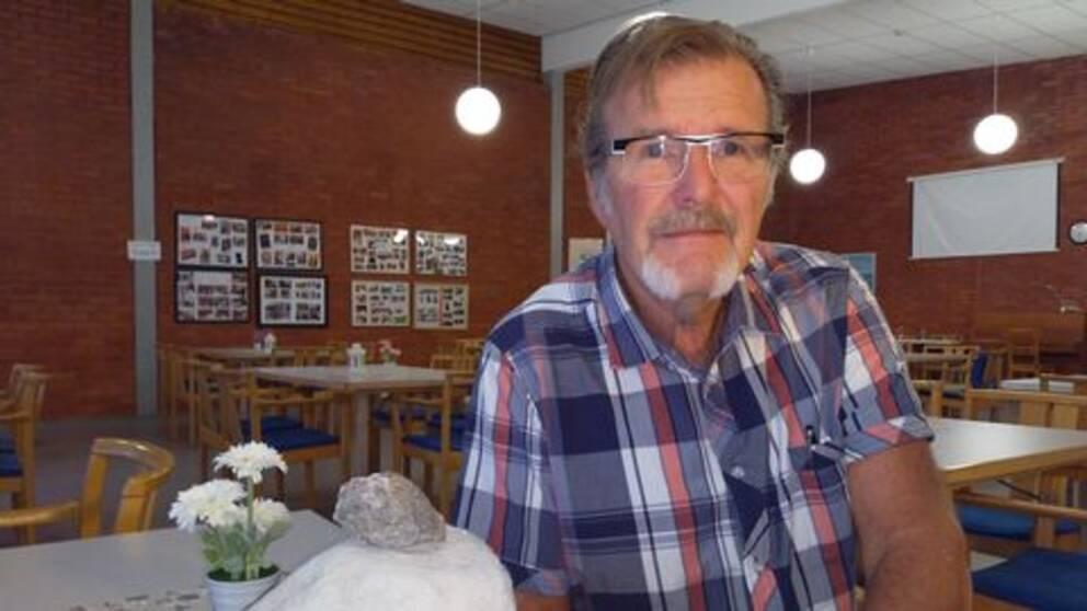 Lars-Ove Blomryd, ordförande PRO Trollhättan