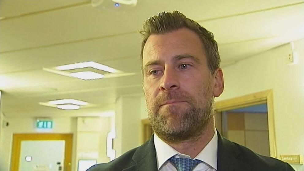 Jonas Granfelt, Sollefteåföretagarens försvarare.