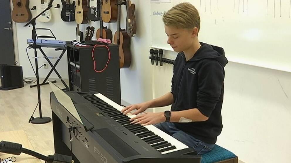 Oron inom kulturskoleverksamheten i Timrå är stor både bland elever och lärare.