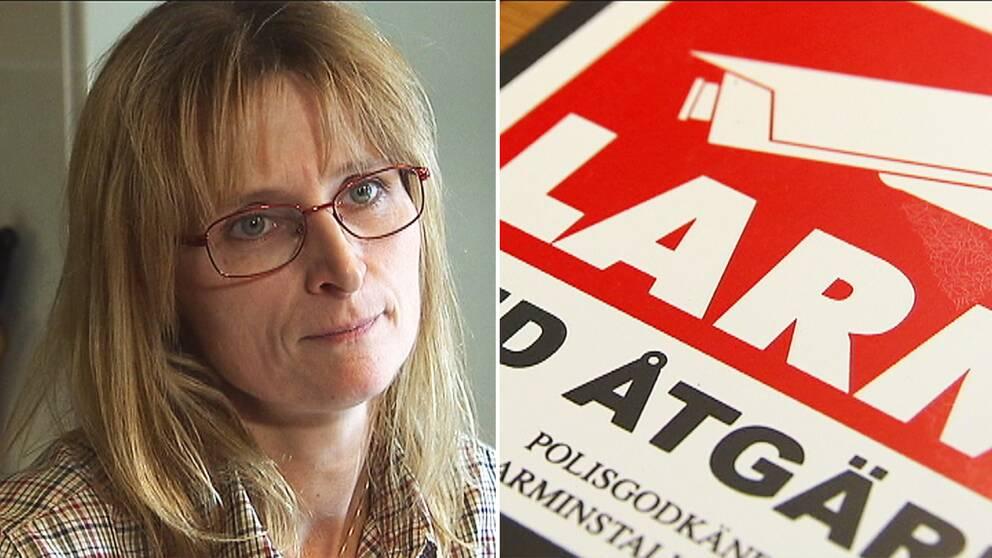 Anna Nilsson har både mailat, ringt och skickat brev till företaget för att få avtalet uppsagt