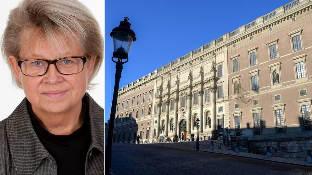 Karin Lennmor från Svensk Damtidning om varför kungahuset bantas.